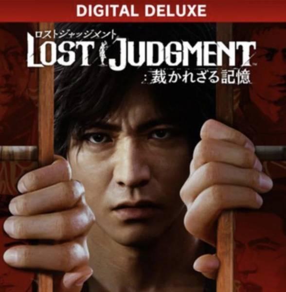 Потерянное правосудие: В PS Store нашли обложку Lost Judgment - сиквела детективного экшена от авторов Yakuza