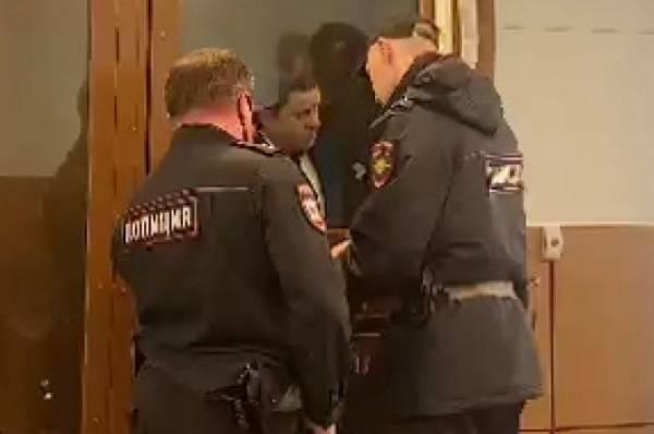 Суд арестовал гендиректора столичной гостиницы после крупного пожара