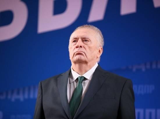 Жириновский предложил применить вооружение в отношении Запада