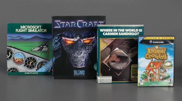 Animal Crossing, StarCraft и Microsoft Flight Simulator попали во Всемирный зал славы видеоигр