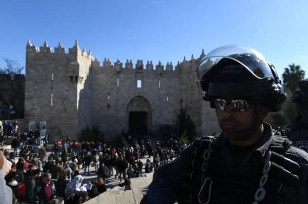 Число пострадавших при столкновениях в Иерусалиме возросло до 200 человек