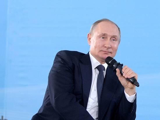 Путин оценил события в Афганистане для Таджикистана