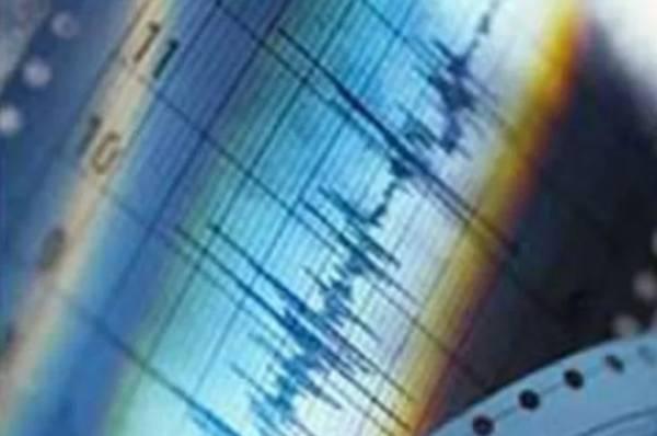 В Тихом океане произошло землетрясение магнитудой 6,0