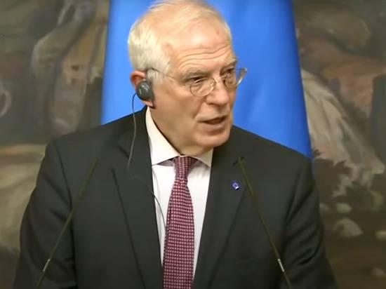 Боррель заявил об ухудшении отношений ЕС и России