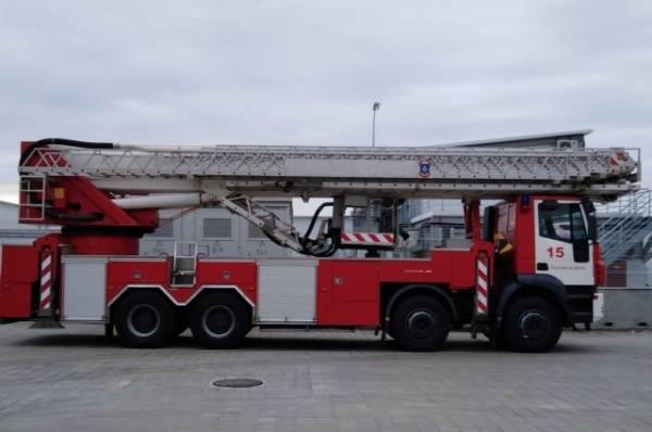 На Сахалине после пожара в гостинице найдено тело погибшего