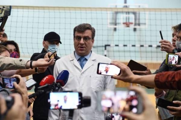 Пропавшего омского министра здравоохранения Мураховского нашли живым
