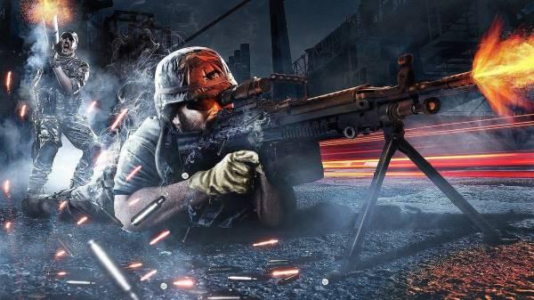 Soon. June. Boom: DICE тизерит показ трейлера Battlefield 6