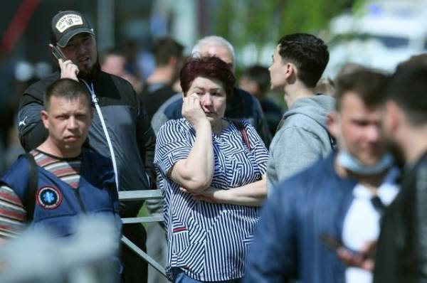 Учитель английского погибла, пытаясь спасти учеников в казанской школе