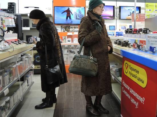 Россияне тратят последнее на холодильники и стиралки: ждут худшего