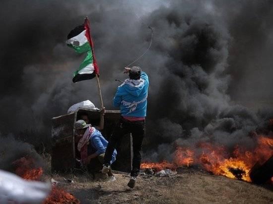 Свыше 240 палестинцев пострадали в стычках с полицией Израиля