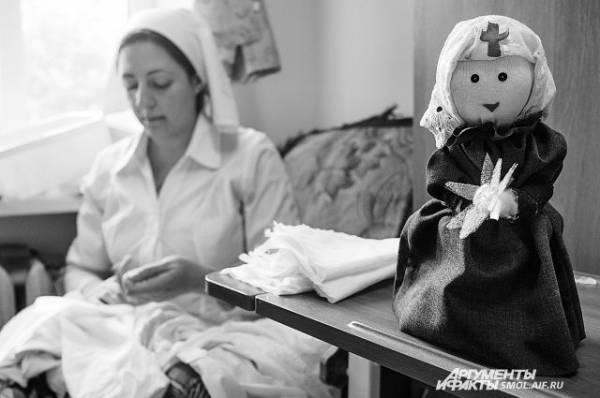 Трудиться во благо. Чем занимаются сестры милосердия?