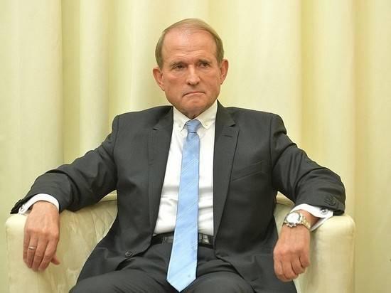 Украинский оппозиционер Медведчук заявил, что готов к аресту