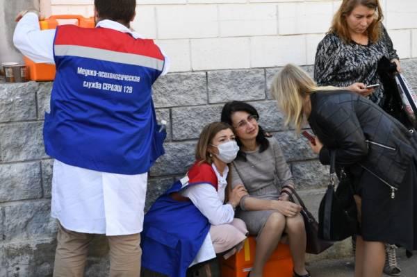 В Казани решается вопрос об эвакуации восьми пострадавших в Москву