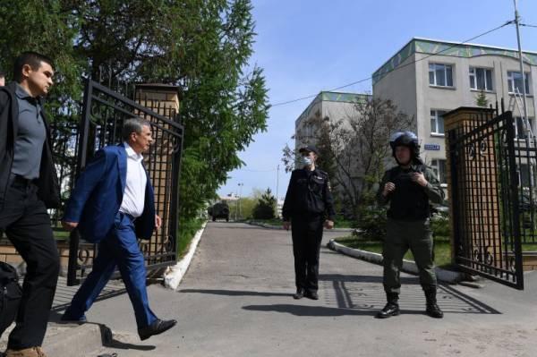 Власти подтвердили гибель двух учителей при стрельбе в Казани