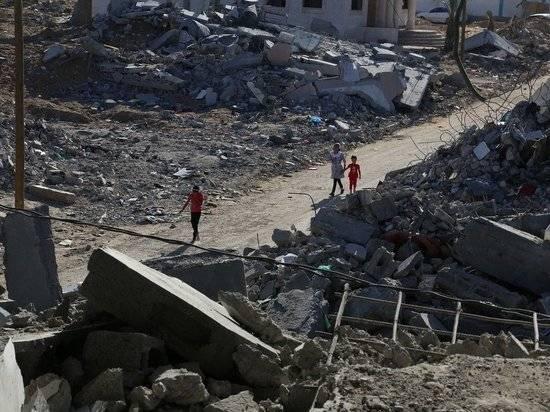 Марокко направит палестинцам 40 тонн гуманитарной помощи