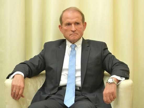 Партия Медведчука оценила идею обменять его на заключенных