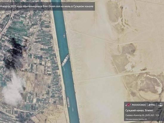 В Египте началось углубление русла Суэцкого канала