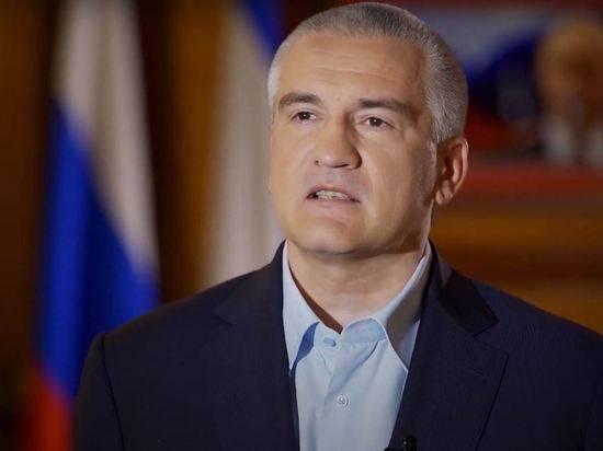 Глава Крыма Аксенов опроверг слухи о грядущем уходе с поста