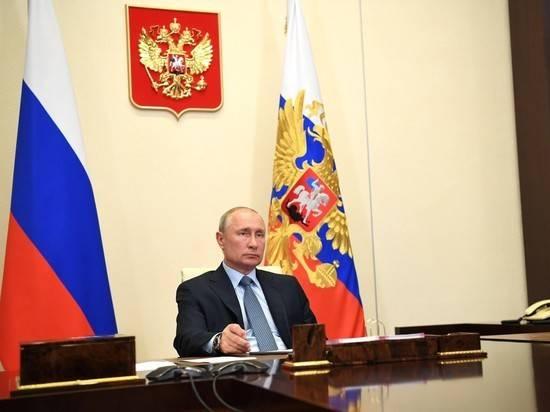 Путин усилил меры безопасности в Петербурге из-за ЧЕ по футболу