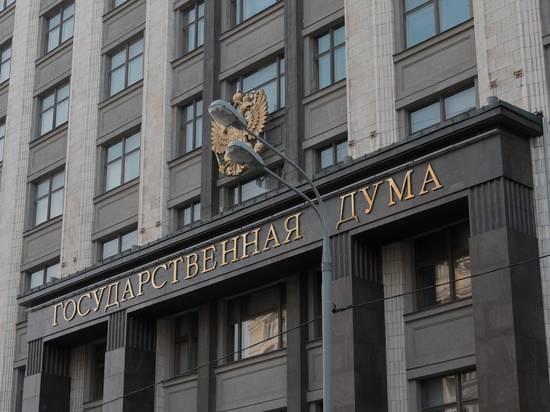 Дума одобрила запрет избираться причастным к экстремистским организациям