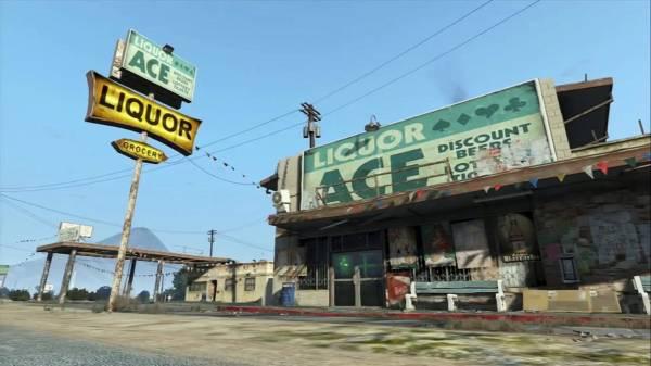Фанат Grand Theft Auto V обнаружил в реальном мире копию здания из игры
