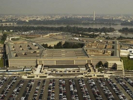 Пентагон опасается эскалации на Ближнем Востоке из-за арабо-палестинского конфликта