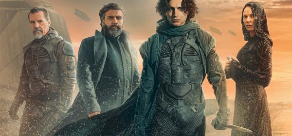 """Релиз на стриминге не отменяется: """"Дюна"""" Дени Вильнева выйдет на HBO Max вместе с кинотеатрами"""