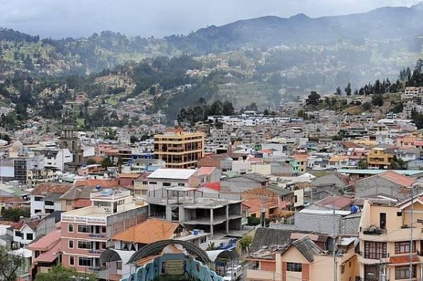 В Эквадоре жертвами ДТП с участием автобуса стали девять человек
