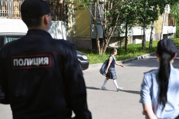 В Казани эвакуировали школу после письма от якобы сообщника Галявиева