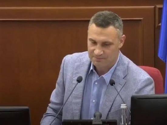 Кличко пожаловался на «политическую ревность» Зеленского