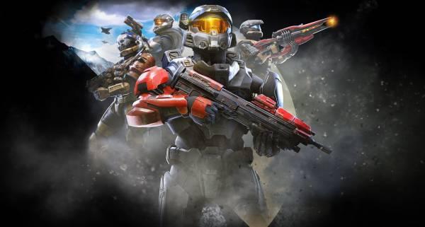 Скоро на Xbox Series X|S и Xbox One: Microsoft показала новый арт Halo Infinite