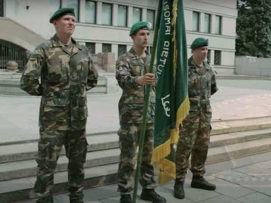Литва решила усилить охрану границы с Белоруссией