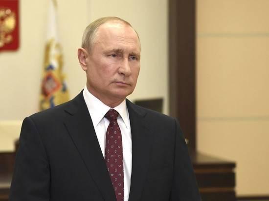 Путин рассказал об отсутствии у Москвы желания «пугать мир» новым оружием