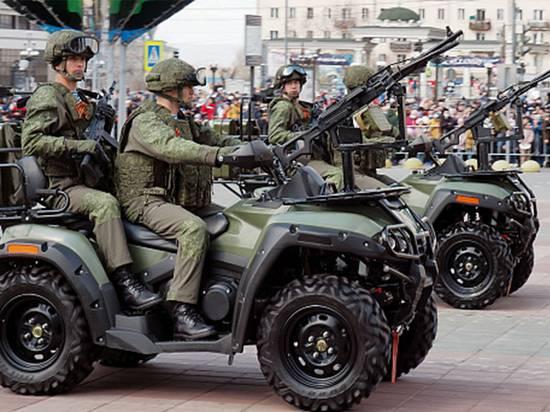 Армейские мотовездеходы решили перевести на электротягу