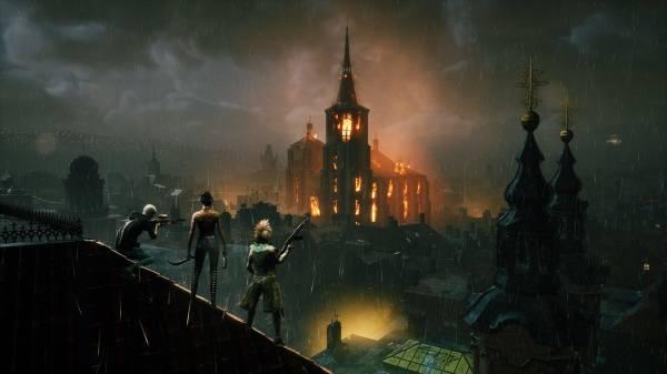 Королевская битва с вампирами: Представлен геймплейный трейлер Bloodhunt во вселенной Vampire: The Masquerade