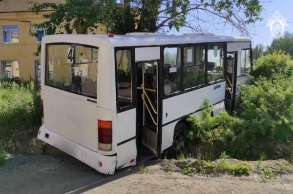 На Урале задержан водитель автобуса, совершивший наезд на людей