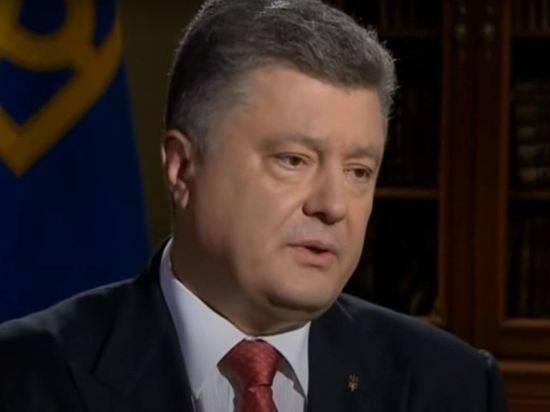 Порошенко рассказал о ценности Минских соглашений для санкций против России
