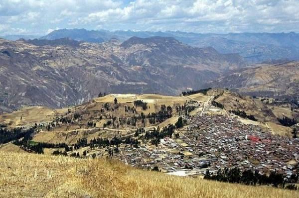В Перу при падении автобуса в ущелье погибли 17 человек