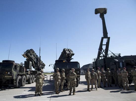 В Румынии сорвались стрельбы американских комплексов Patriot