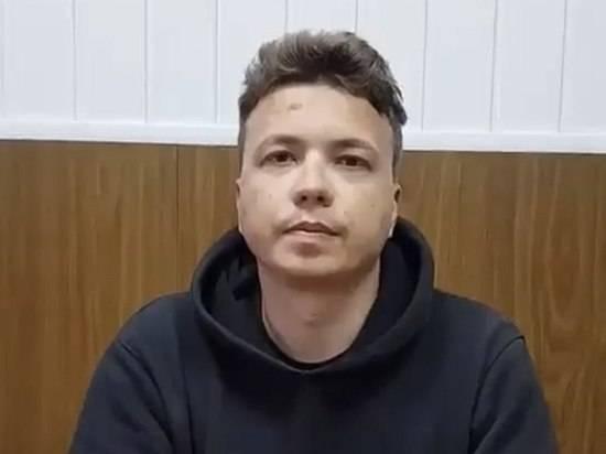 Мирошник призвал судить Протасевича в ЛНР и ДНР