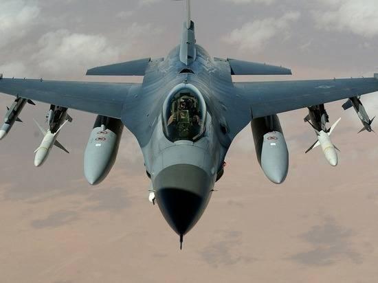 Над Аляской начались учения ВВС США, Японии и Республики Корея