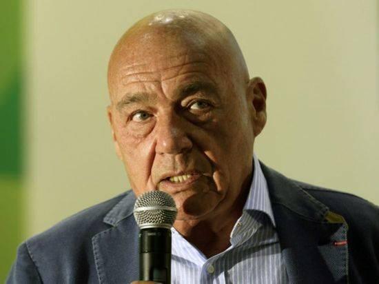 Познер назвал себя большим сторонником движения BLM
