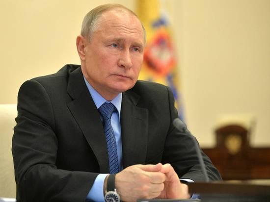 Путин на Совбезе поднял тему обеспечения безопасности на сентябрьских выборах