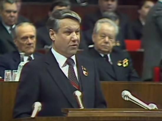 Руцкой рассказал о возможном аресте Ельцина после развала СССР