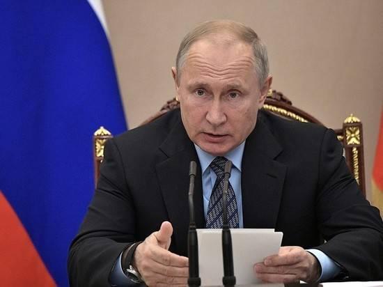 Телеканал NBC анонсировал первое за три года интервью Владимира Путина