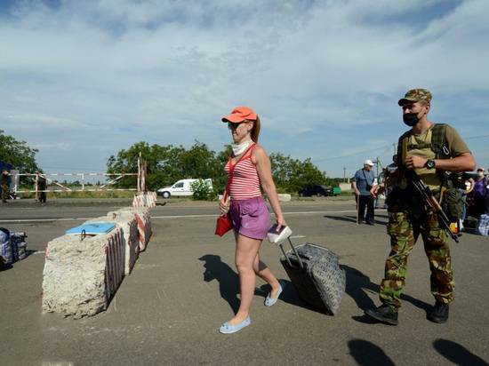В Киеве обвинили ДНР в захвате детей в заложники