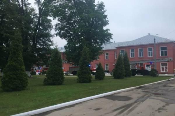 Главврачу рязанской больницы предъявили обвинение по делу о пожаре