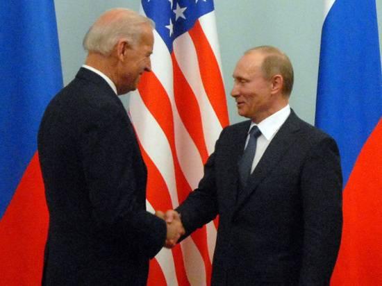 Помпео уличил Байдена в «невероятной слабости» перед Путиным