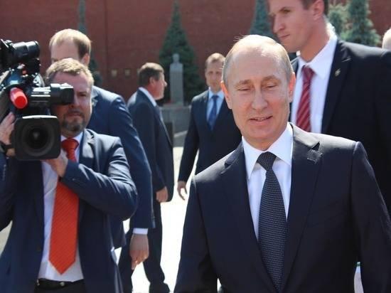 Путин отказался от протокольной встречи в аэропорту Женевы