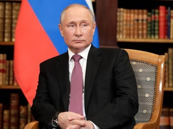 Путин рассказал об обязательствах России по Украине